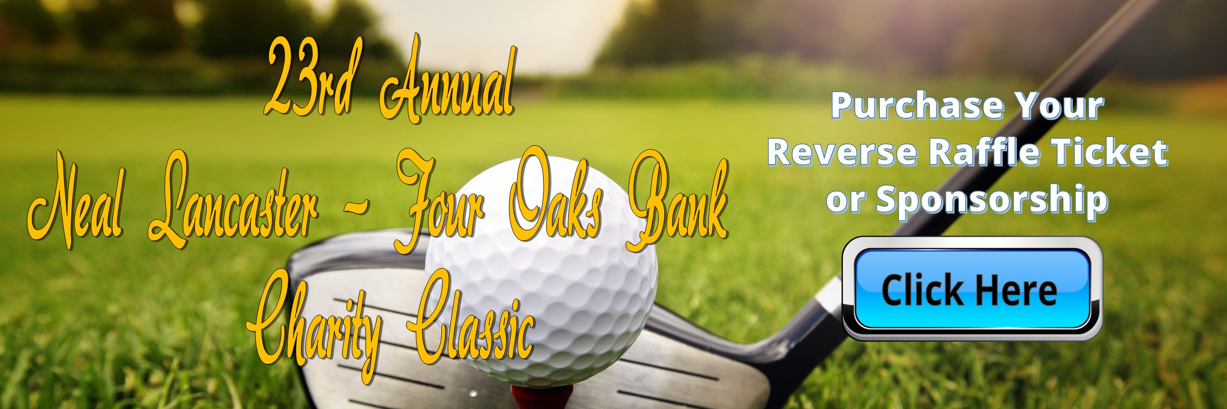 Annual Charity Classic