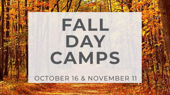 Day Camp. Click here to learn more.