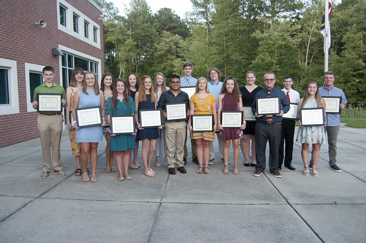 Nineteen Johnston County high school students completed Junior Leadership Johnston County June 17-21.