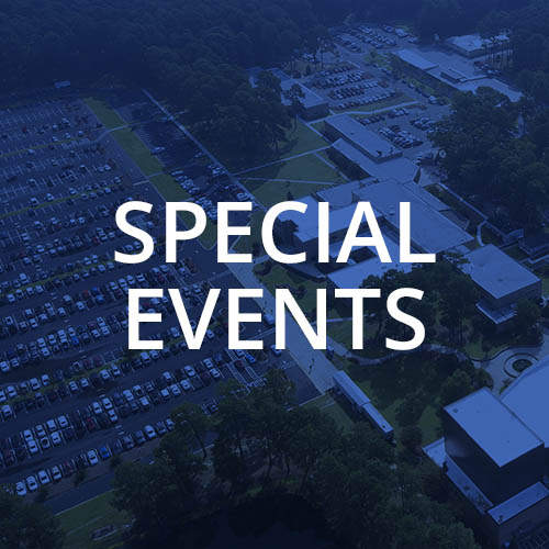 Special Events at  Johnston Community College
