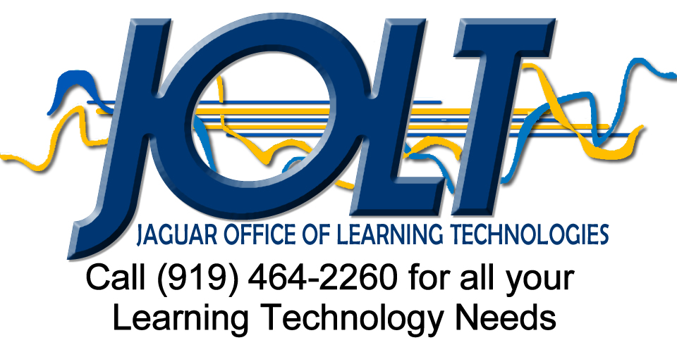 Call JOLT for all your Learning Technology Needs