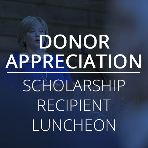 Donor Appreciation and Scholarship Recipient Luncheon