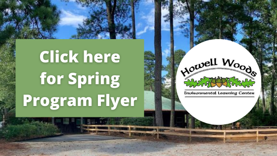 Click Here to Explore the Spring 2021 Programs at Howell Woods