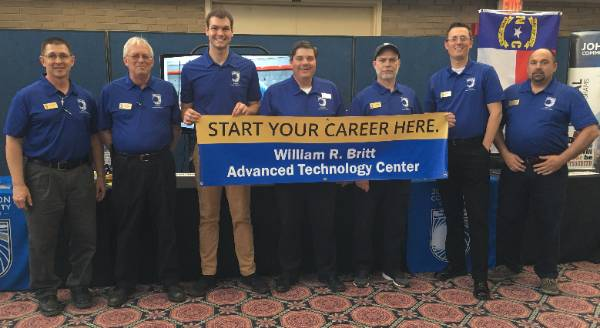 Start your career here. William R. Britt Advanced Technology Center